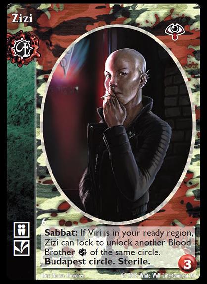 Card preview - Zizi