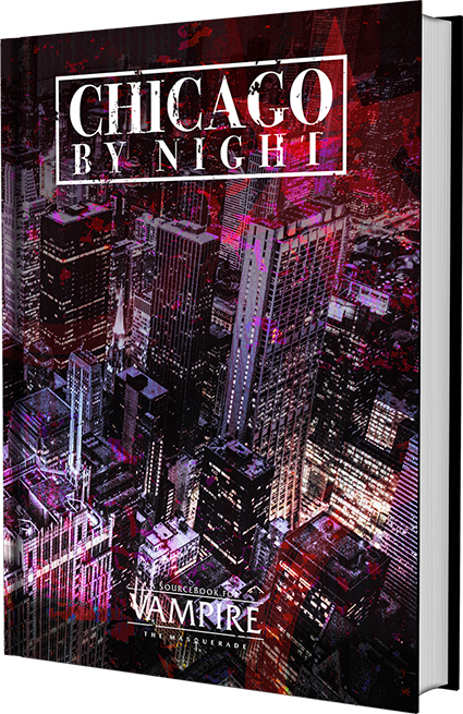 Chicago By Night Kickstarter