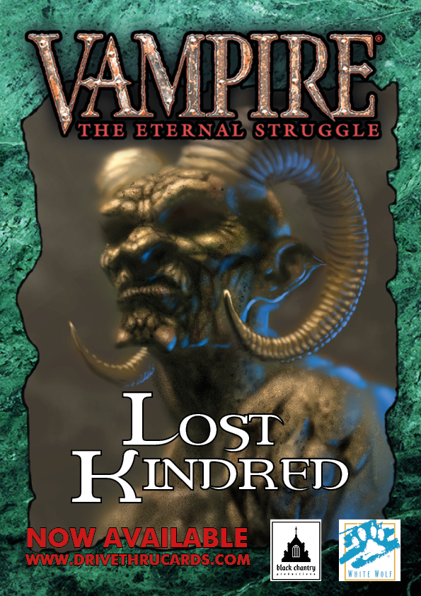Lost Kindred 01 - V