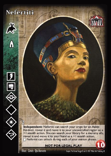 Nefertiti Adv Berlin version