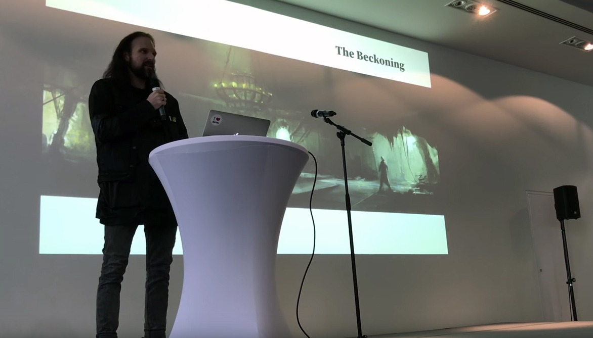 White Wolf Keynote Berlin